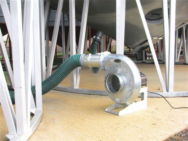 Used Grain Blowers : Grain dryers silosealing
